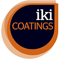 Логотип Iki Coatings